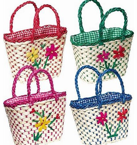 Childrens Flower Shopping Bag [Toy] - CLICK FOR MORE INFORMATION
